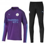 Chandal Manchester City 2019-2020 Negro Purpura