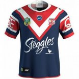 Camiseta Rugby Sydney Roosters 1ª 2018 Azul