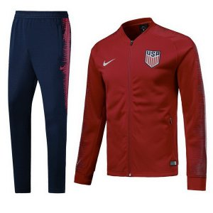 Chandal Estados Unidos 2018 Rojo