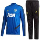 Chandal Manchester United 2019-2020 Azul Negro