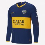 Camiseta Boca Juniors 1ª ML 2019-2020 Azul