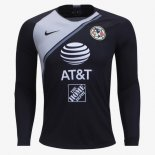 Camiseta Club América ML Portero 2018-2019 Negro