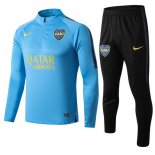 Chandal Boca Juniors 2018-2019 Azul Negro