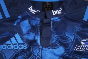 Camiseta Rugby Blues 2017 2018 Azul