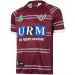 Camiseta Rugby Manly Sea Eagles 1ª 2018 Rojo