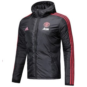 Chandal Abajo Manchester United 2018-2019 Negro