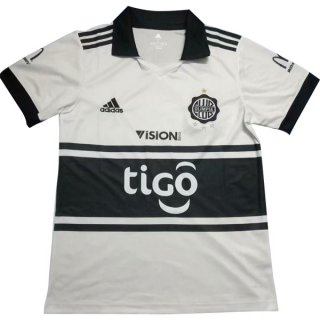 Camiseta Club Olimpia 1ª 2018-2019 Blanco