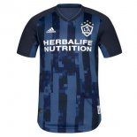 Camiseta Los Angeles Galaxy 2ª 2019-2020 Azul