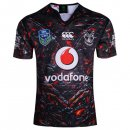 Camiseta Rugby New Zealand Warriors Canterbury 1ª 2016 2017