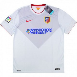 Camiseta Atletico Madrid 2ª Retro 2014 2015 Gris