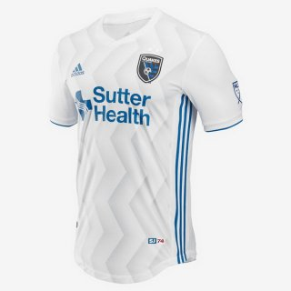 Camiseta San Jose Earthquakes 2ª 2018-2019 Blanco