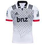 Camiseta Rugby Crusaders 2ª 2018 Blanco